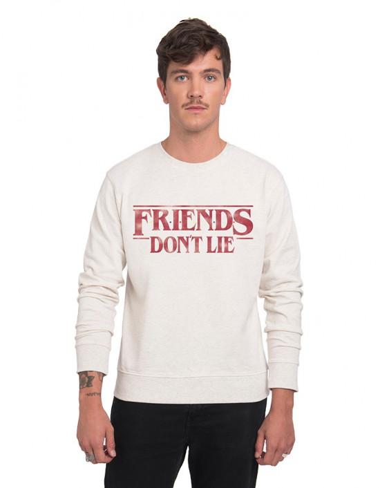 Stranger Things friends don't lie
