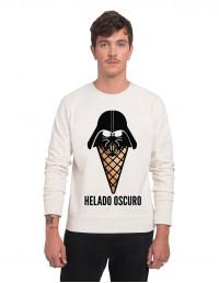 SUB-SM-Sudadera helado oscuro