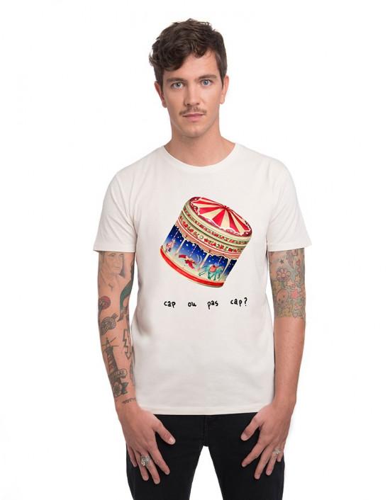 MCV-CM-Camiseta Capaz o incapaz