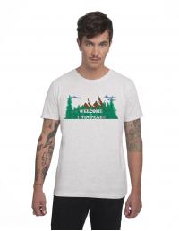 MCG-CM-Camiseta Twin Peaks