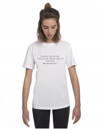 CPB-CW-Camiseta Me encantas