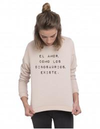 SUN-SW-Camiseta El amor como los dinosaurios existe