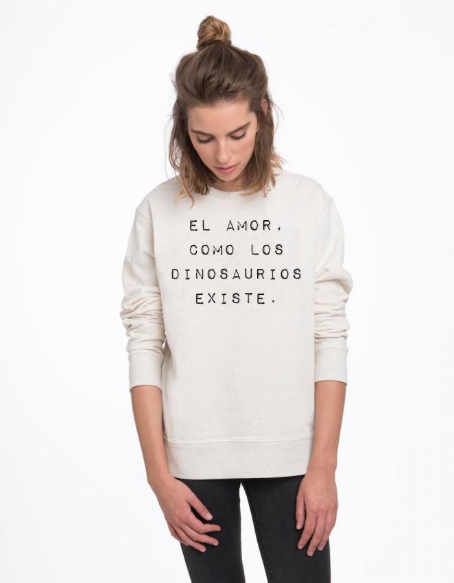 SUB-SW-Camiseta El amor como los dinosaurios existe