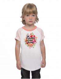 CBR-CK-Camiseta niña Feminist Like Feminist