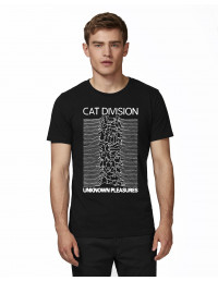 MCN-CM-Camiseta chico Cat Division