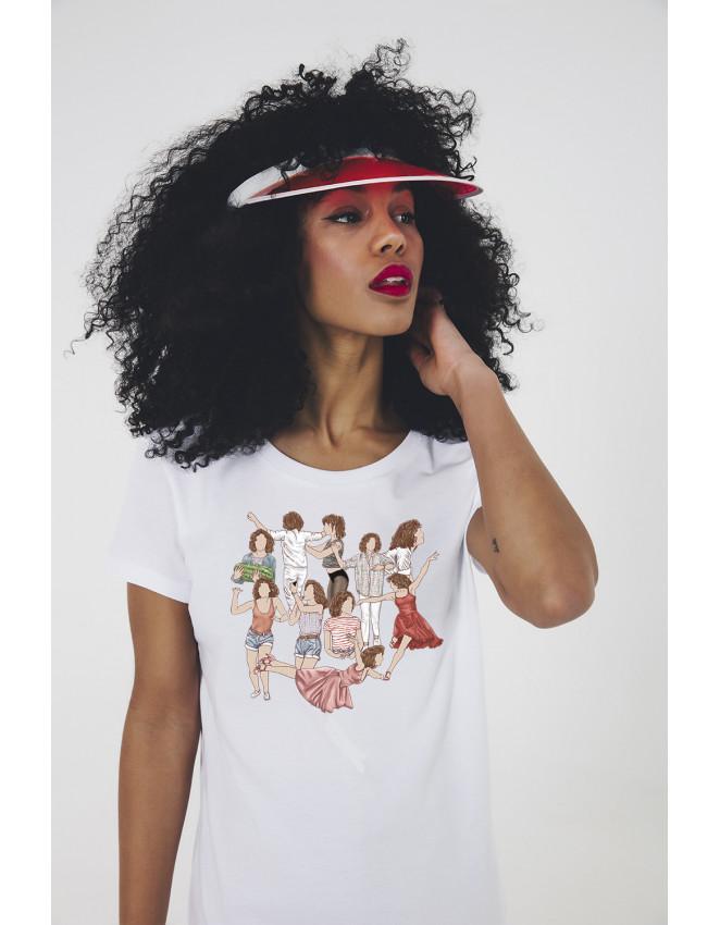 a0cc84aeaa MCB-CW-Camiseta Lola flores old school