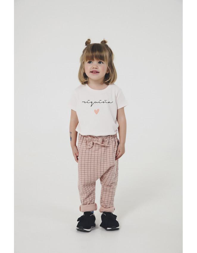 CBR-CK-Camiseta niña Riquiña