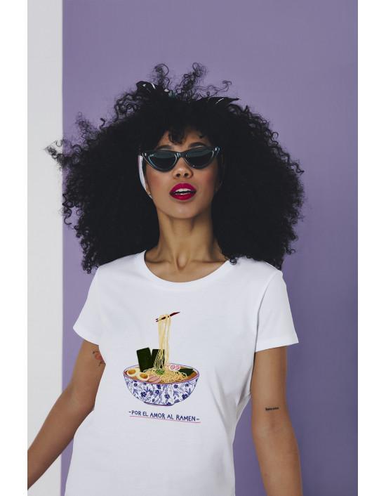 MCB-CW-Camiseta Por el amor al ramen