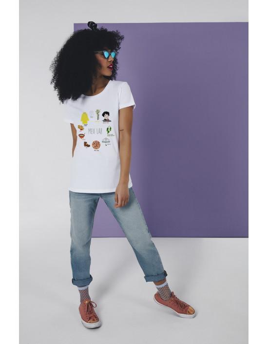 MCB-CW-Camiseta Meu lar