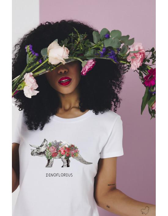 MCB-CW-Camiseta Dinoflorius