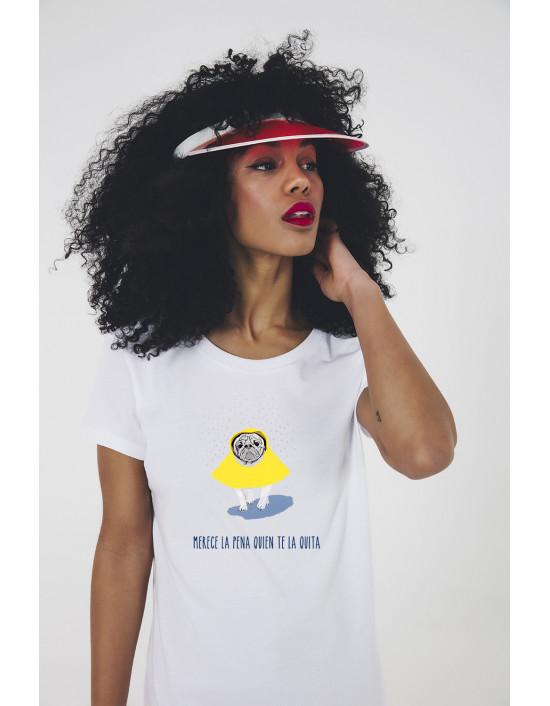 MCB-CW-Camiseta Merece la pena carlino