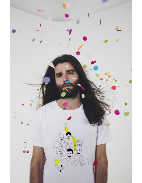 MCB-CM-Camiseta Freddie