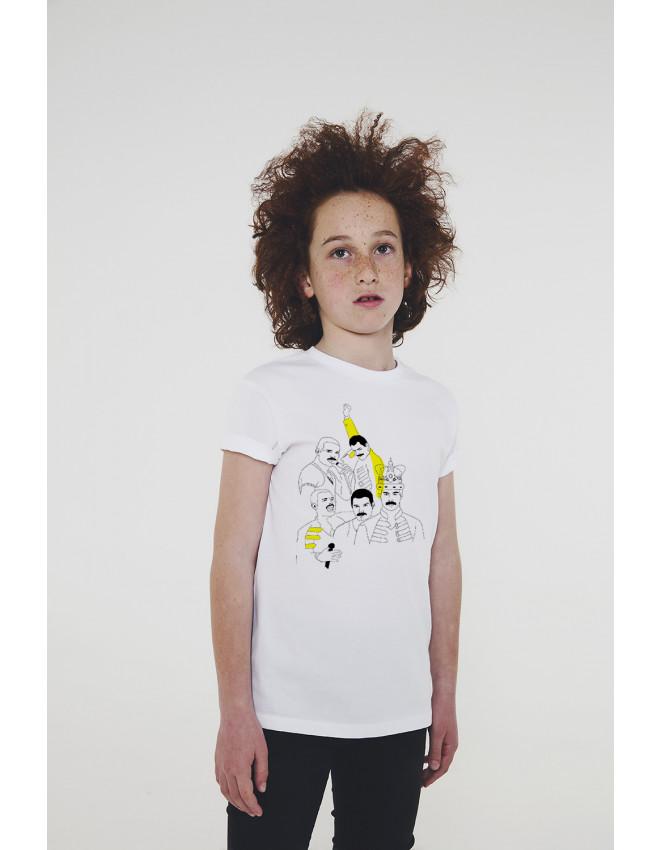 CBR-CK-Camiseta unisex Freddie