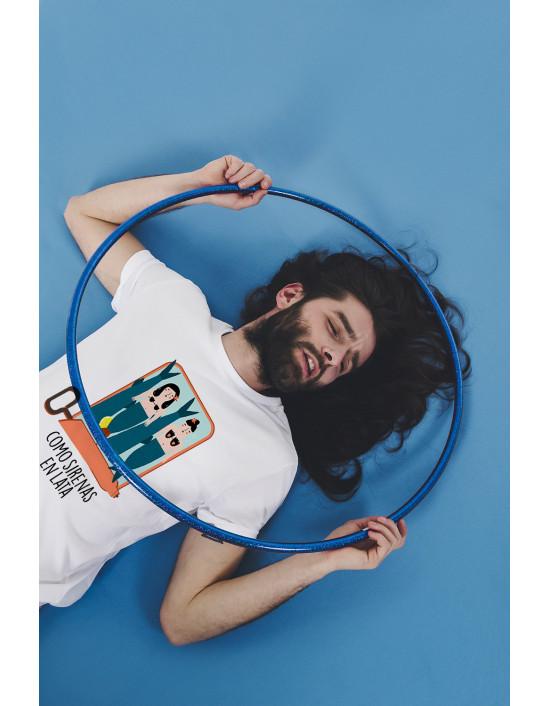 MCB-CM-Camiseta Sirena en lata