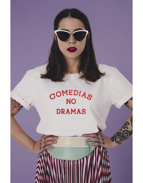 OVE-CW-camiseta Comedias