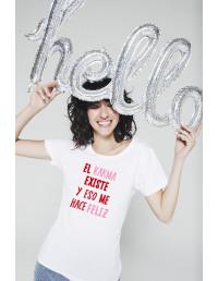 MCB-CW-Camiseta El karma