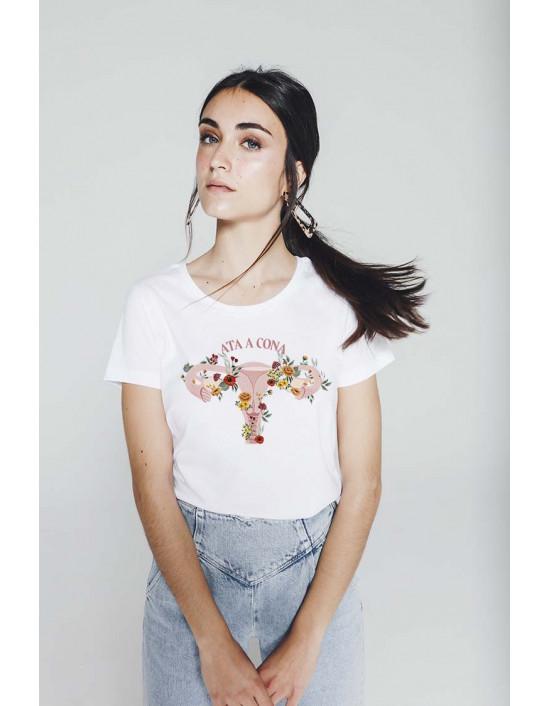 MCB-CW-Camiseta Ata a cona