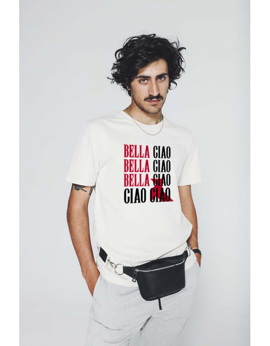 MCV-CM-Camiseta Bella ciao