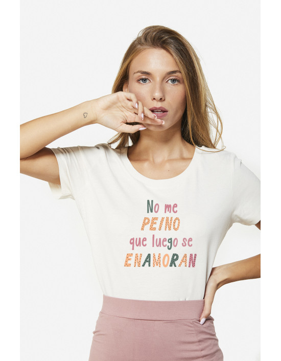 CAV-CW-camiseta No me peino