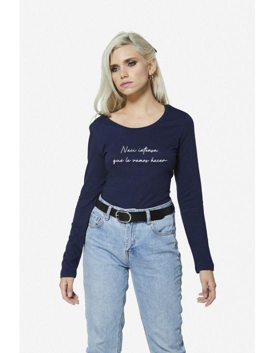 MLB-CW-Camiseta Intensa