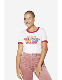 CBC-CW-Camiseta intento ser simpatica