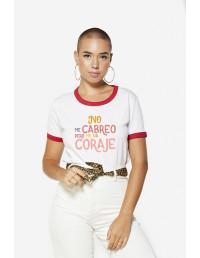 CBC-CW-Camiseta Me da coraje