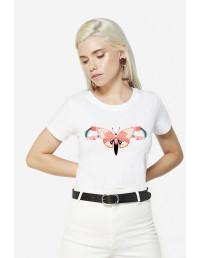 MCB-CW-Camiseta Mujeres con alas