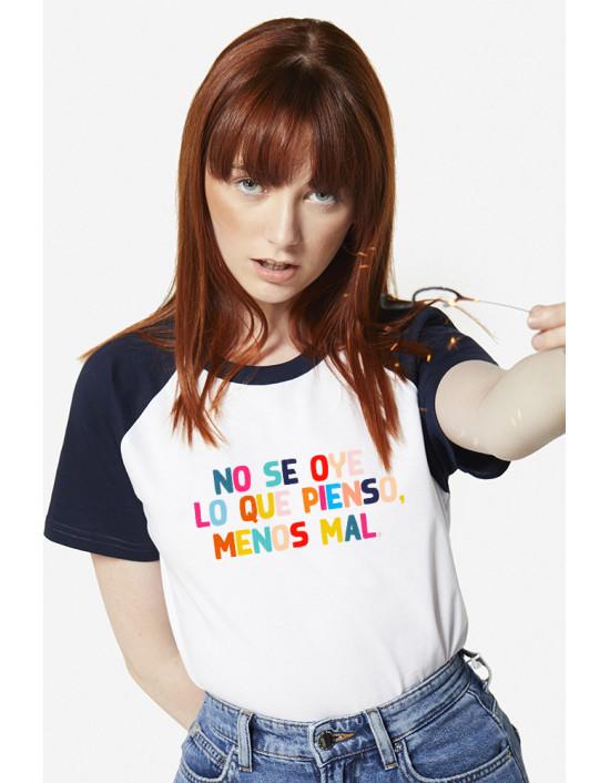 UNI-CW-Camiseta no se oye