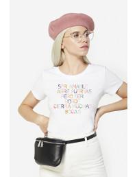 MCB-CW-Camiseta Ser amable