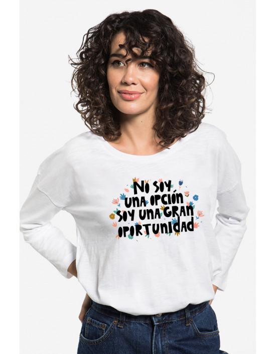 MLB-CW-Camiseta No soy una opción