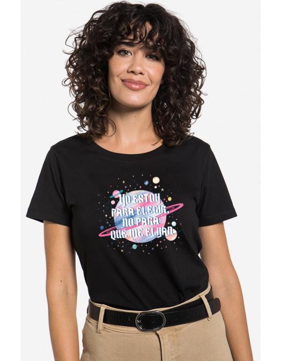 MCN-CW-Camiseta Yo estoy para elegir