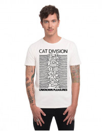 MCB-CM-Camiseta chico Cat Division