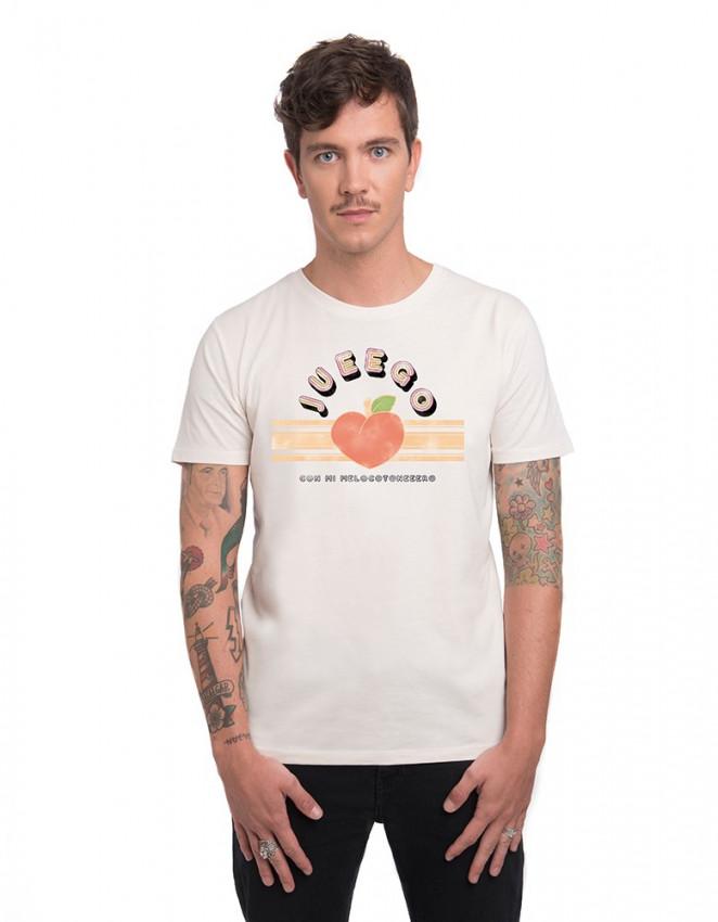 MCV-CM-Camiseta juego con mi melocotonero