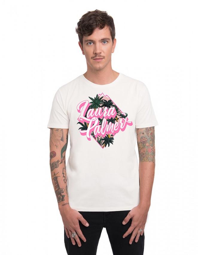 MCB-CM-Camiseta Laura Palmer