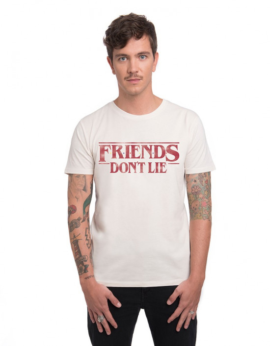 Stranger Things friends don't lie
