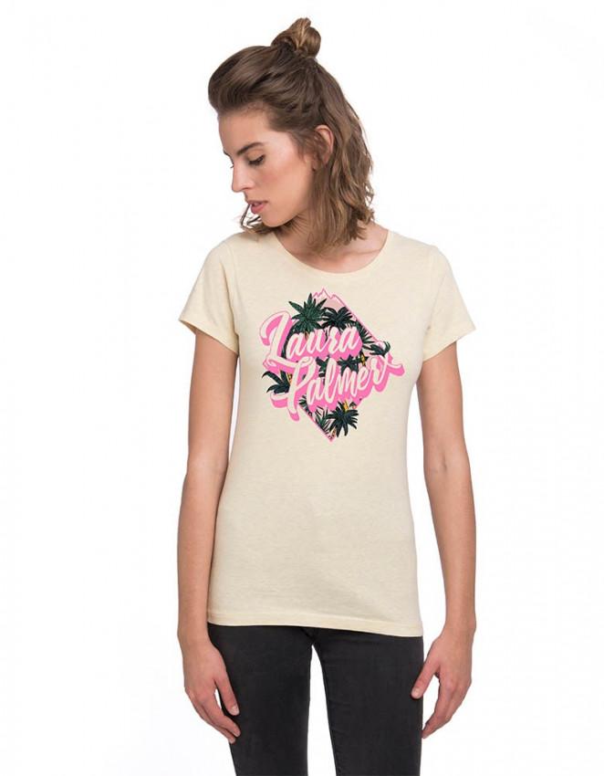 CAJ-CW-Camiseta Laura Palmer