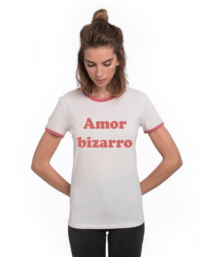 CBC-CW-Camiseta amor bizarro