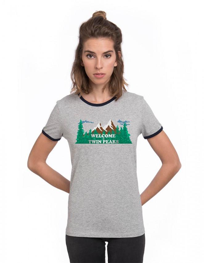 CBC-CW-Camiseta Twin Peaks