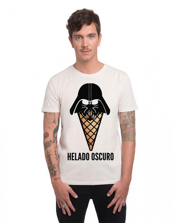 MCV-CM-Camiseta helado oscuro